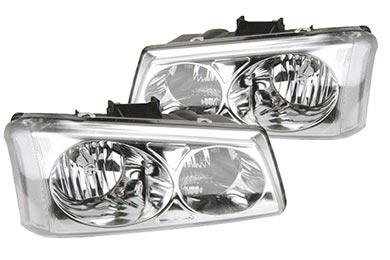 Chevy Suburban APC Headlights