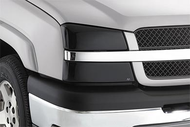 Ford Mustang AVS Smoke Headlight Covers
