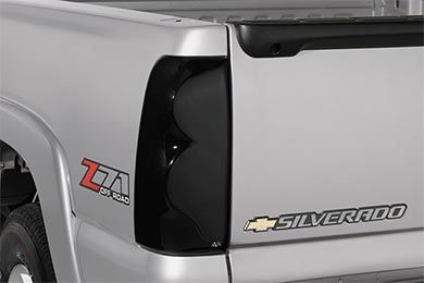 Dodge Durango AVS Tail Shades Blackout Taillight Covers