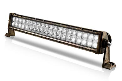 Mitsubishi Montero ProZ Camo CREE LED Light Bars