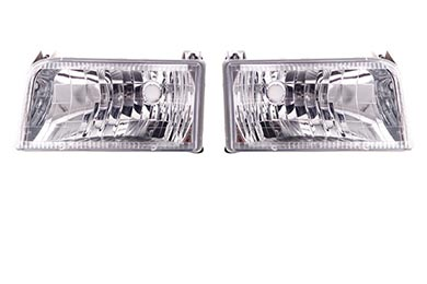 Ford F-150 IPCW Headlights