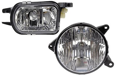 Chevy Malibu Dorman Fog Light