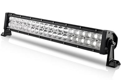 Ford F-350 ProZ Double Row CREE LED Light Bars