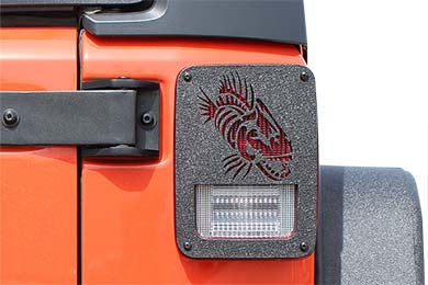 Fishbone Offroad Tail Light Covers