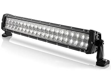 Mitsubishi Montero ProZ Heavy Duty CREE LED Light Bars