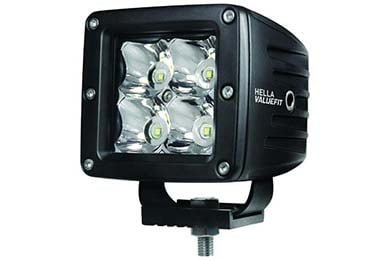 Cadillac DTS Hella Value Fit LED Light Cube