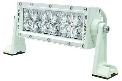 Hummer H2 Hella Value Fit Sport Series LED Light Bar