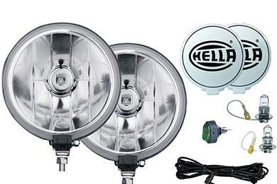 Dodge Challenger Hella 700FF Driving Light Kit