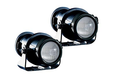 Nissan Xterra Hella Micro DE Fog Light Kit