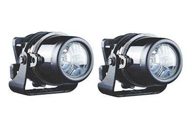 Nissan Versa Hella Micro DE Xenon Driving Light Kit