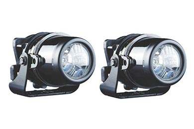 Acura RDX Hella Micro DE Xenon Driving Light Kit