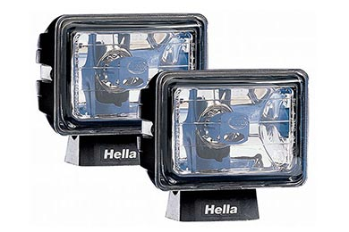 Ford Ranger Hella Micro FF Fun Cube Driving & Fog Lights