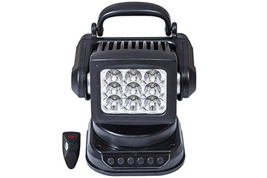 Mitsubishi Montero Hella Optilux 360RC LED Work Lamp