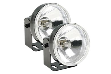 Chevy Suburban Hella Optilux 1300 Driving Lights