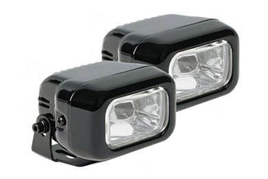 Nissan Altima Hella Optilux 1400 Driving Lights