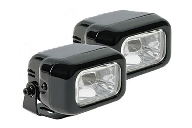 Chevy Suburban Hella Optilux 1400 Driving Lights