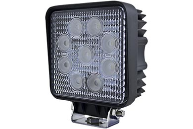 Volkswagen Eos Hella Optilux Square LED Work Lamps