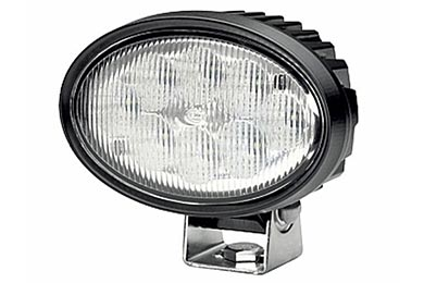 Hella Oval 100 LED Work Lamps