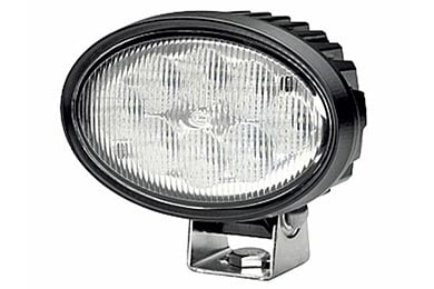 GMC Canyon Hella Oval 100 LED Work Lamps