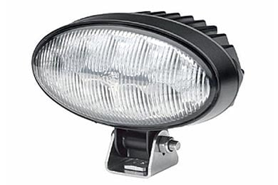 Toyota Land Cruiser Hella Oval 90 LED Work Lamps