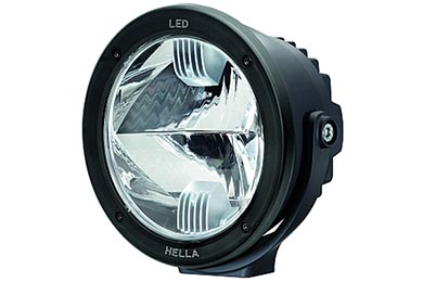 Ford F-150 Hella Rallye 4000 Compact LED Light