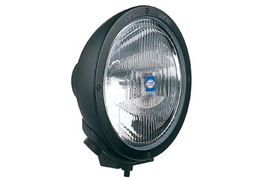 BMW X5 Hella Rallye 4000 Series Lights