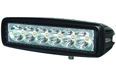 Mitsubishi Montero Hella Value Fit Mini LED Light Bar