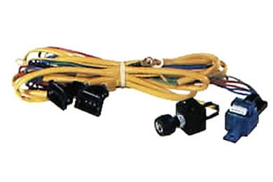 Chevy Colorado Hella Rallye 4000 Wiring Harness