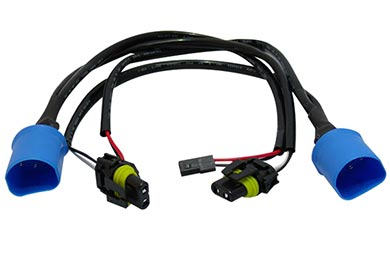 Mazda CX-9 ProZ HID Interface Harnesses