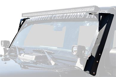ici windshield light mounting brackets