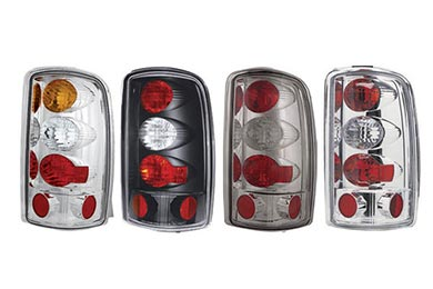 Honda Civic IPCW Euro Tail Lights