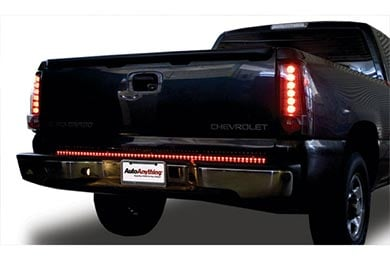GMC Jimmy IPCW LED Tailgate Light Bar