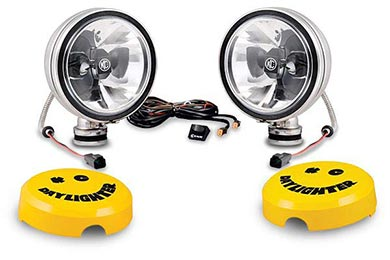 Jaguar S-Type KC HiLites Daylighter Off-Road Lights System