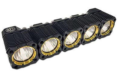 Honda Civic KC HiLites FLEX Array Add-On LED Light