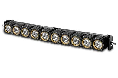 Lexus ES 350 KC HiLites FLEX Array LED Light Bars