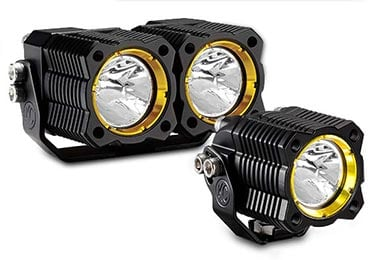 Ford Mustang KC HiLites FLEX Pack LED Light System