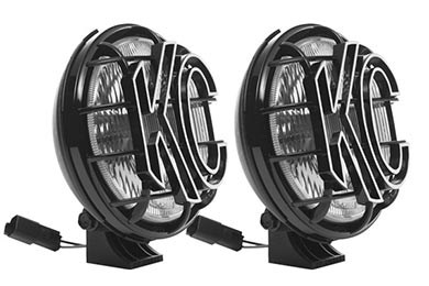 BMW Z4 KC HiLites Apollo Pro Off-Road Lights