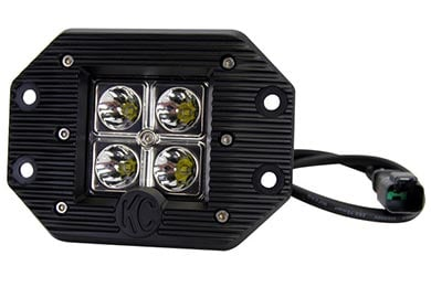 Chevy Prizm KC HiLites C-Series Flush Mount LED Lights