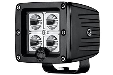 GMC Canyon KC HiLites C-Series LED Light Cubes
