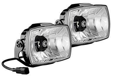 Dodge Challenger KC HiLites Gravity LED Driving Lights