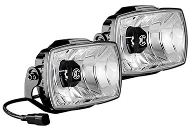 Dodge Viper KC HiLites Gravity LED Driving Lights