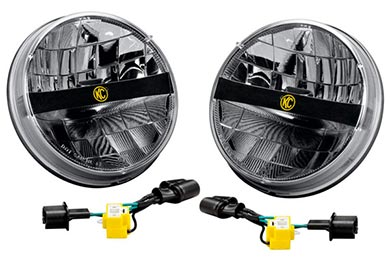 KC HiLites LED Replacement Headlights