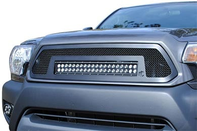 Ford F-350 KC HiLites LED Truck Grilles