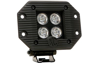 Chevy Prizm KC HiLites LZR Flush Mount LED Lights