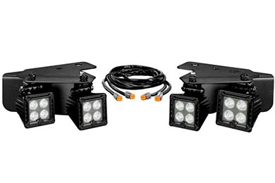 Ford F-150 KC HiLites LZR LED Light Kits