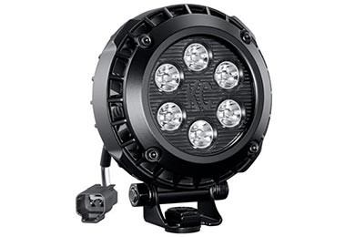 Dodge Durango KC HiLites LZR Round LED Lights