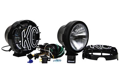Dodge Challenger KC HiLites Pro Sport Halogen Lights