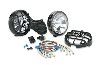 Toyota Yaris KC HiLites SlimLite Series Lights System