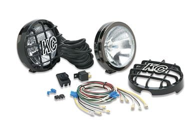 Ford Fiesta KC HiLites SlimLite Series Lights System
