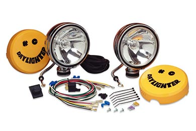 Jaguar X-Type KC HiLites Daylighter Off-Road Lights System